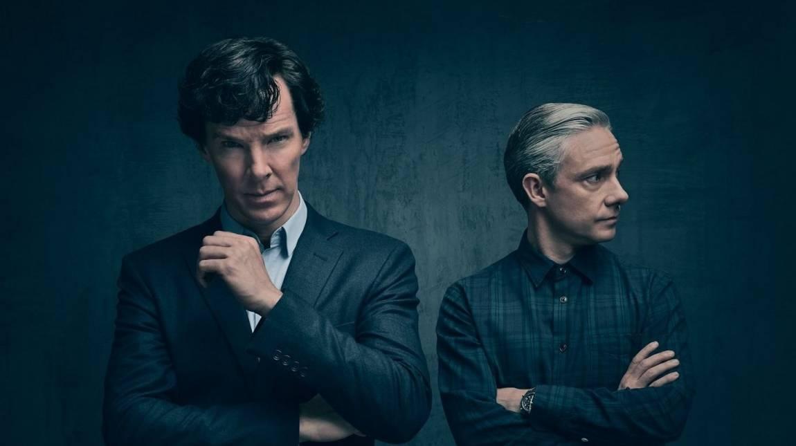 Sherlock - nézz be a színfalak mögé az új évad előtt! kép