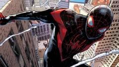 Miles Moralesre koncentrálhat a Pókember animációsfilm kép