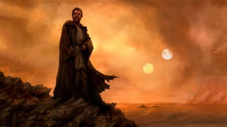 Luke és Leia is felbukkanhat az Obi-Wan Kenobi sorozatban bevezetőkép