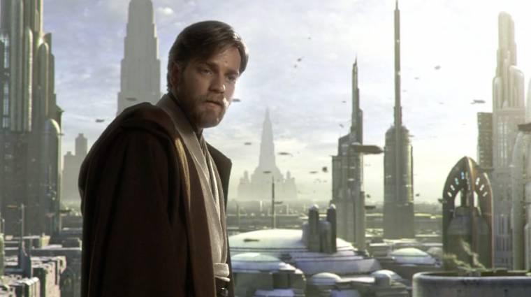 Napi büntetés: így nézne ki Ewan McGregor az idős Obi-Wan szerepében bevezetőkép