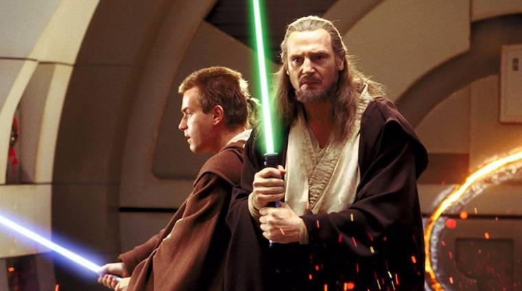 Liam Neeson is visszatérne az Obi-Wan sorozatban bevezetőkép