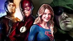 Stephen Amell hangol minket az óriási DC sorozatos crossoverre kép