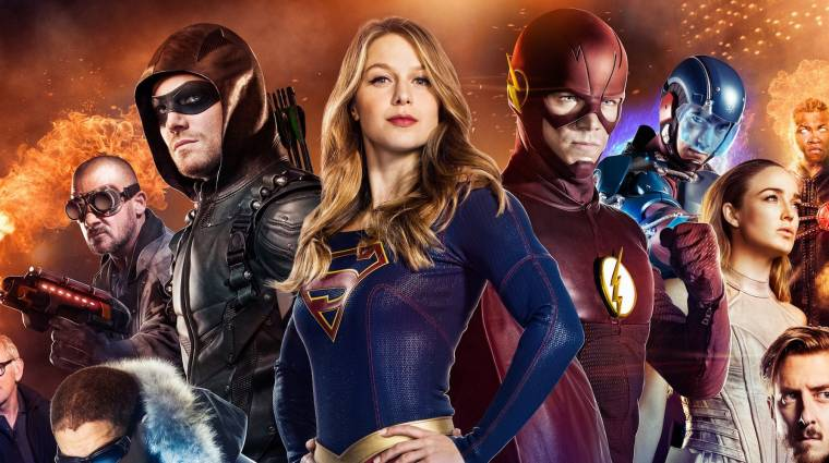Az Arrow, a Legends of Tomorrow, a Supergirl és a Flash következő évadainak története kép