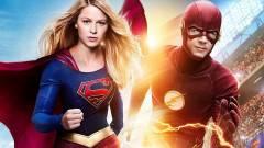 Részletek a Flash/Supergirl musical és a négy DC sorozat közötti crossoverről kép