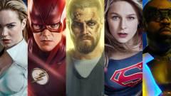 Folytatódik az Odaát, a Flash, a Zöld íjász, a Supergirl és a Riverdale is kép