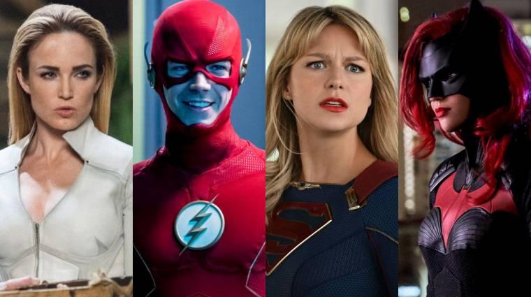Ezekre a karakterekre összpontosíthat az Arrowverzum következő crossovere kép