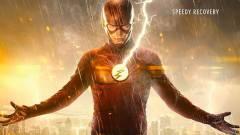 Az időutazás és gyávaság káoszába fulladva – The Flash – A Villám 3. évad kritika kép