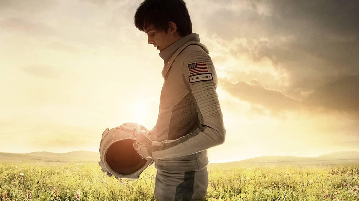 The Space Between Us trailer - bolygók közötti love story kép
