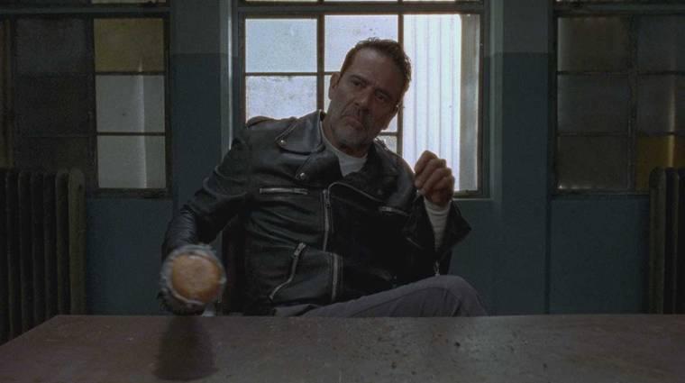 The Walking Dead - az AMC-nél már szóba került egy önálló Negan film ötlete bevezetőkép