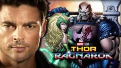 Thor: Ragnarok - ilyen lesz Karl Urban, mint Skurge! kép