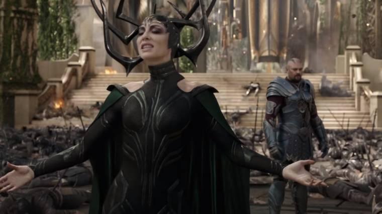 A Thor: Love and Thunderben is lesz színházas jelenet, nem gondolnád, ki alakítja itt Helát bevezetőkép