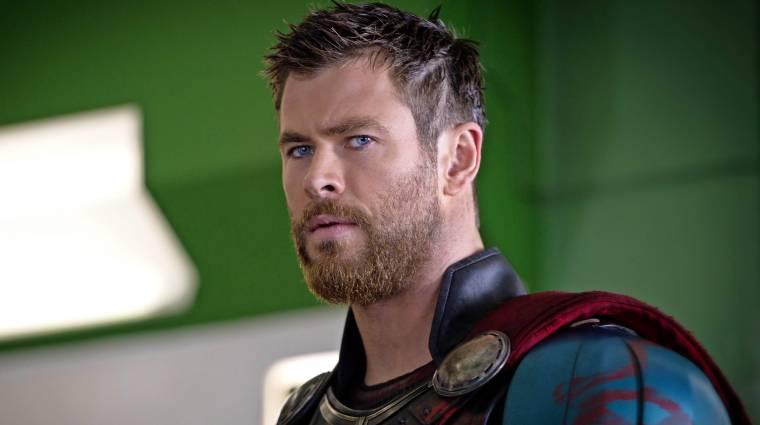 Thor: Ragnarok - így néz ki speciális effektek nélkül bevezetőkép