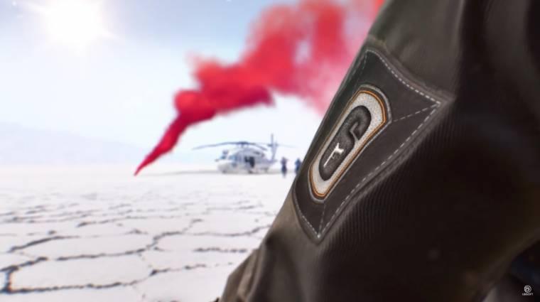 Rainbow Six: Siege esemény jön a Ghost Recon: Wildlandsben bevezetőkép