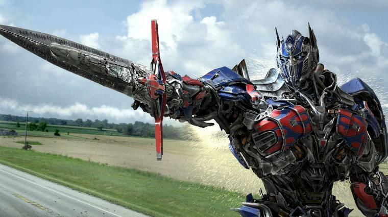 Mostantól akár minden évben jöhetne egy Transformers film kép