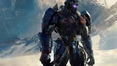 Transformers: The Last Knight Klip - Űrdongó felbukkan kép