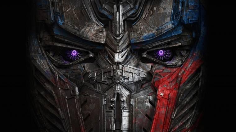 Transformers: Az utolsó lovag - még több robbanás az új előzetesben (Frissítve) kép
