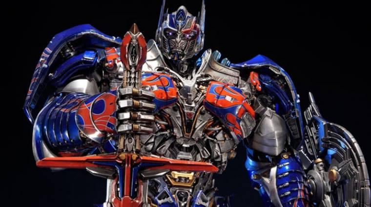 Mégis folytatást kap a Transformers: Az utolsó lovag kép
