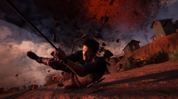 Állítólag a Naughty Dognál még senki nem olvasta az Uncharted-film forgatókönyvét bevezetőkép