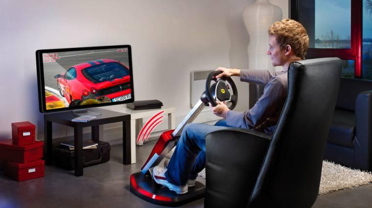 Virtuális autóversenyzéssel leszel jobb sofőr? bevezetőkép