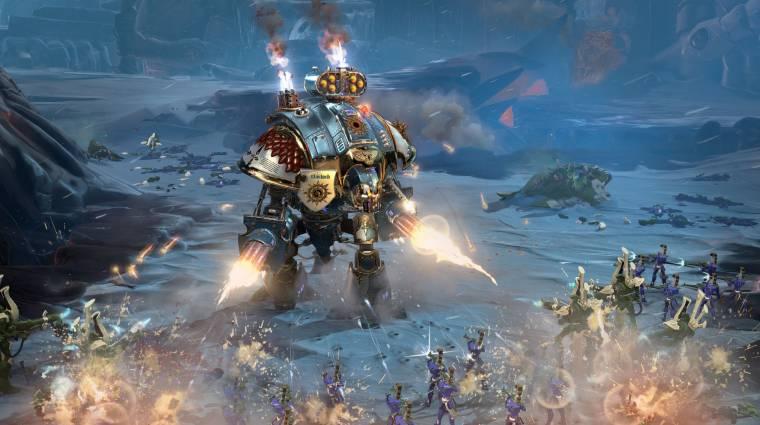 Warhammer 40,000: Dawn of War III - ilyen lesz a többjátékos mód bevezetőkép