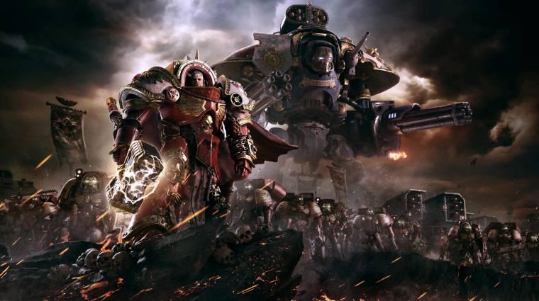 Warhammer 40 000: Dawn of War III - már lehet jelentkezni a bétatesztre bevezetőkép