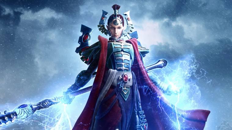 Warhammer 40 000: Dawn of War III - nyílt bétateszt is lesz a megjelenés előtt bevezetőkép