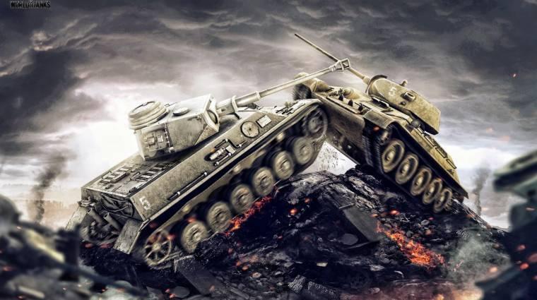 World of Tanks - hamarosan itt is lesz battle royale bevezetőkép