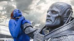 Félrement az X-Men: Apokalipszis reklámja kép