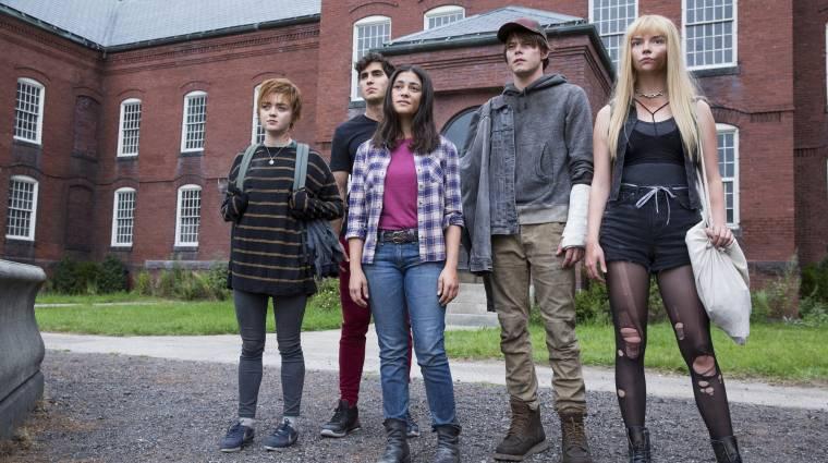 Nyomós oka van annak, hogy Az új mutánsok szereplői nem Xavier iskolájában laknak bevezetőkép