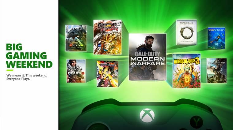PC-n és Xbox One-on is számos játékot játszhatunk ingyen a napokban bevezetőkép