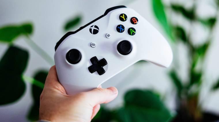 Rontja a képfrissítést, ha bluetoothon keresztül csatlakoztatunk Xbox kontrollert? kép