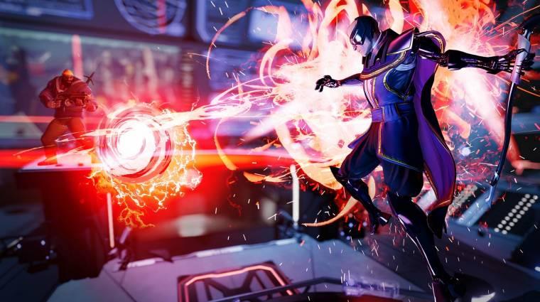 Agents of Mayhem - ebből is kiműtötték a Denuvót bevezetőkép