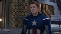 Ilyen lett volna, ha John Krasinski játssza Amerika Kapitányt kép