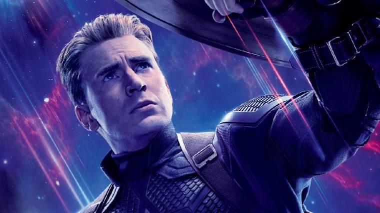 Így reagált Chris Evans Amerika Kapitányként való visszatérésének hírére bevezetőkép
