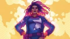 A Marvel bemutatta a sokadik új Amerika Kapitányt kép