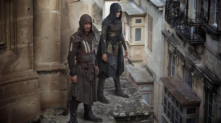 Az Assassin's Creed film nem csak a rajongóknak szól kép