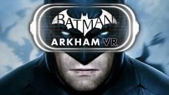 Batman: Arkham VR - nem tart sokáig végigjátszani kép