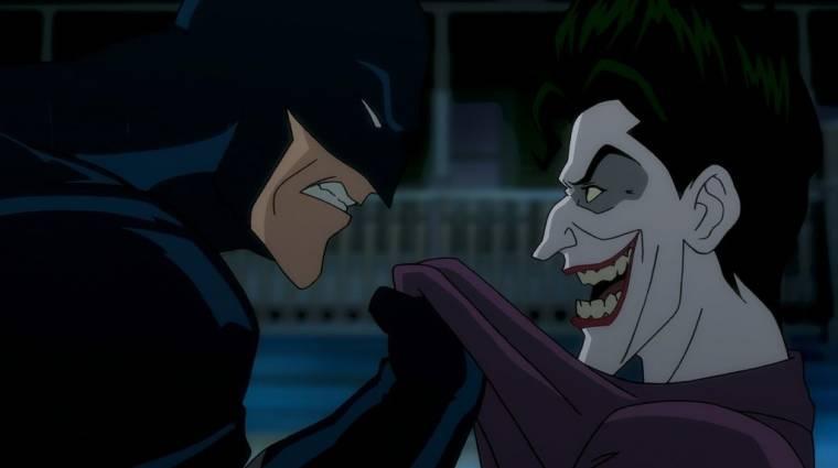 Batman: Gyilkos tréfa - Ilyen lesz a szinkron kép