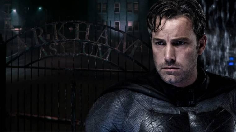 Fiatal Batmant kapunk Affleck helyett - mi a helyzet a DCU-val? kép