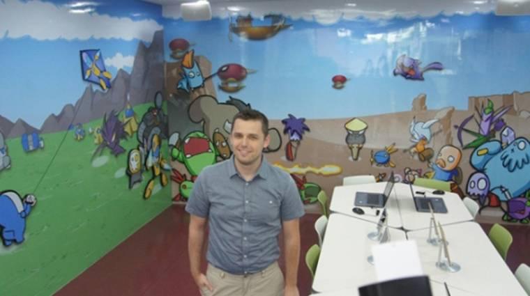 Gyermekkórházat tett vidámabbá a Blizzard bevezetőkép