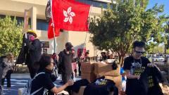Blizzcon 2019 - békés demonstráció zajlott az épület előtt kép