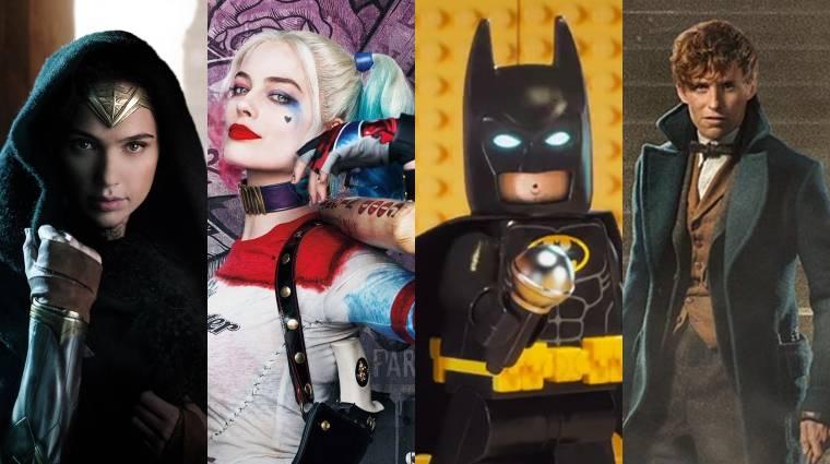 Izgalmasnak ígérkezik a Warner Bros. Comic-Con panelje kép