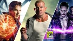 Comic-Con 2016 - gigászi összefoglaló kép