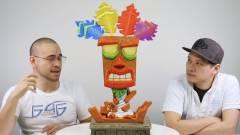 Szeretnél egy Aku Aku figurát a Crashből? Nem lesz olcsó kép