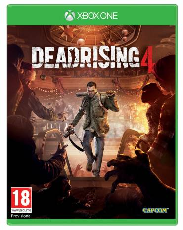 Dead Rising 4 kép