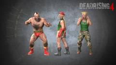 Dead Rising 4 - jönnek az új nehézségi szintek és a Street Fighter ruházatok kép