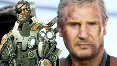 Liam Neeson a FOX kiszemeltje Kábel szerepére kép