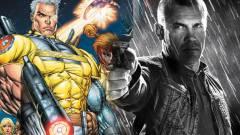 Így reagált Deadpool arra, hogy Josh Brolin lesz Kábel kép