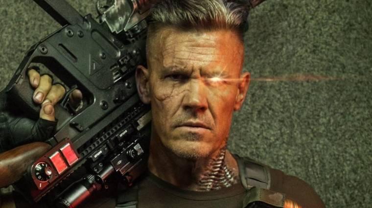 Deadpool 2 - első képeken Josh Brolin, mint Cable kép