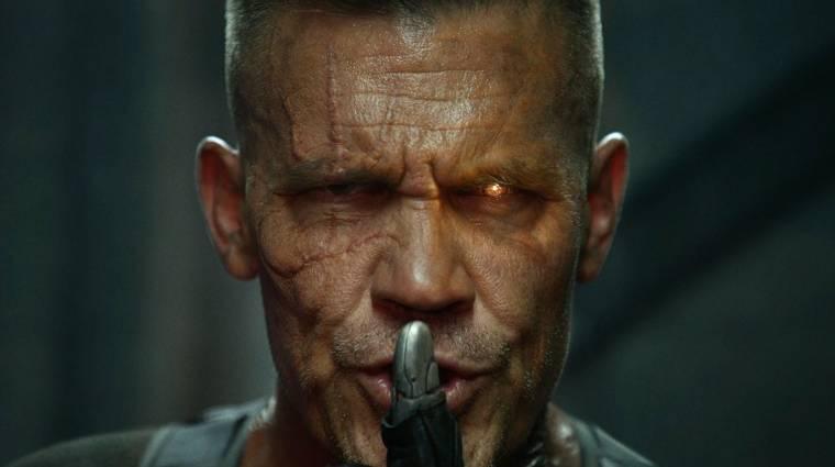 Fektessünk Kábelt - Újabb előzetesen a Deadpool 2 kép